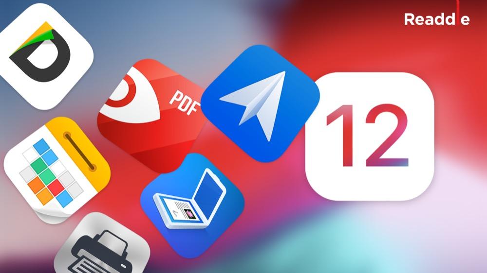 Readdle Apps iOS 12