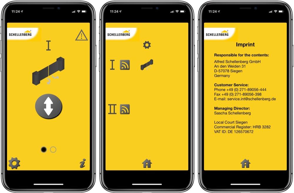 Schellenberg App