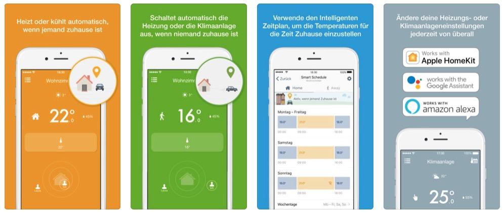 Tado Screenshot App Store