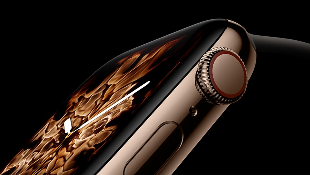 apple watch krone