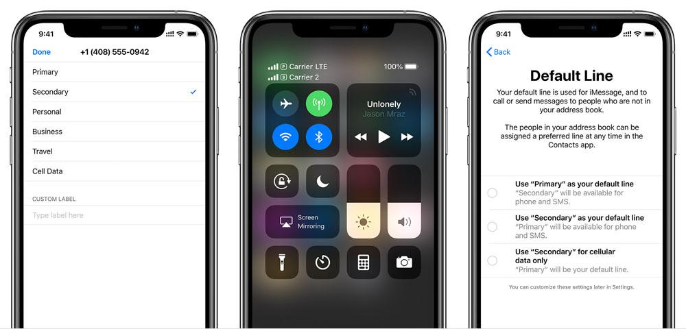 iPhone XS Dual SIM