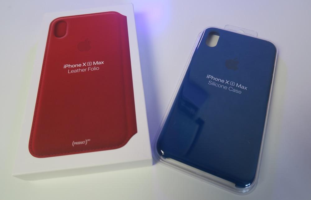 iPhone XS Max Apple Case 1
