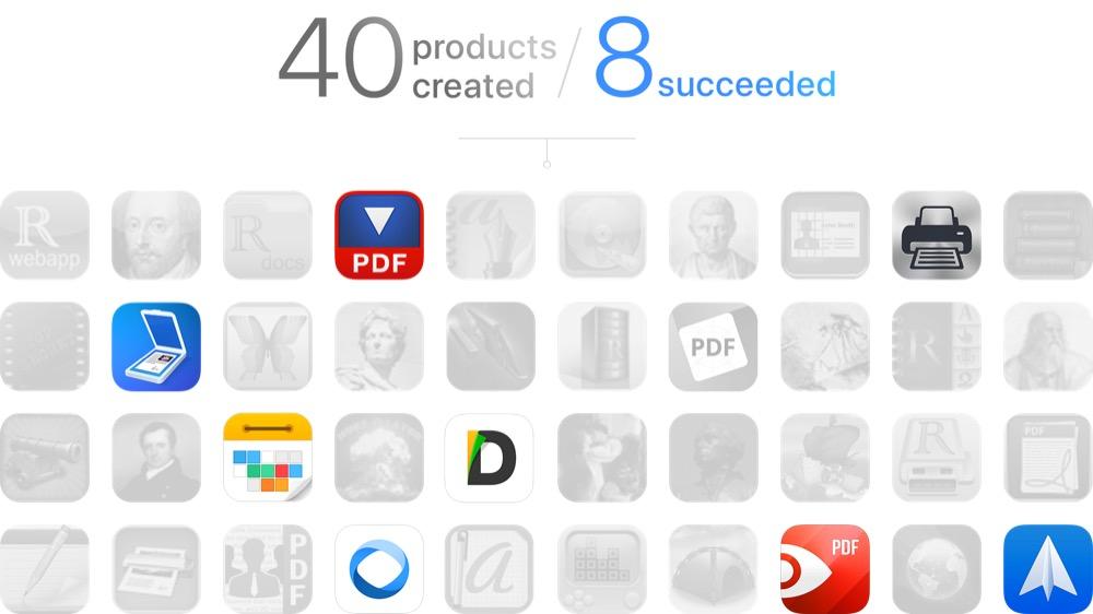 readdle apps failire