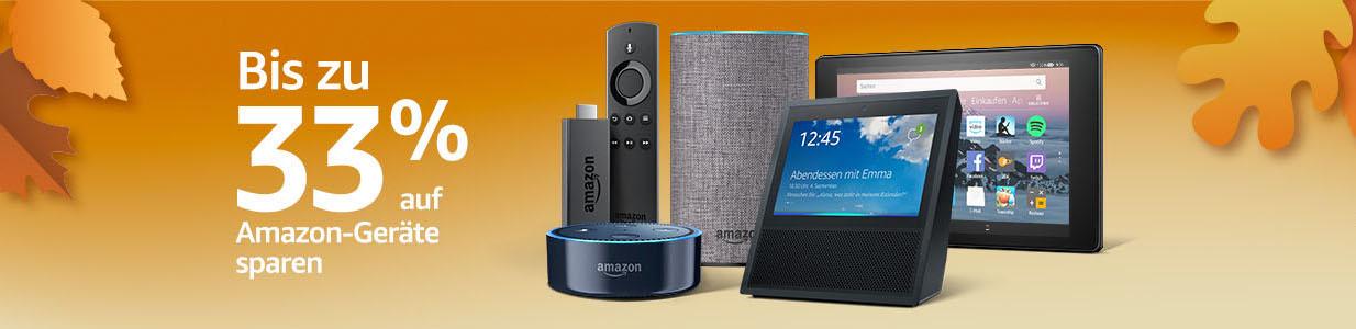 Amazon Angebote Herbst