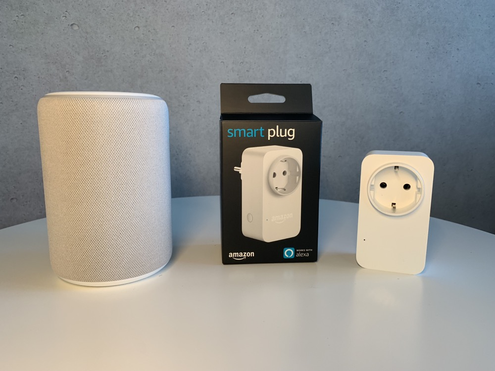 Amazon Smart Plug Echo Plus