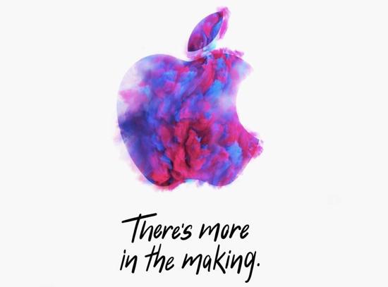 Apple Keynote Einladung