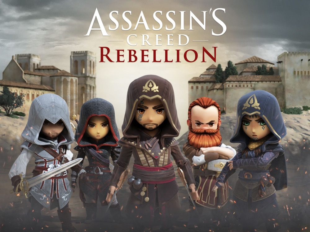 Assassins Creed Rebellion Banner