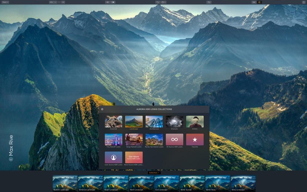 Aurora HDR 2019 Mac 2