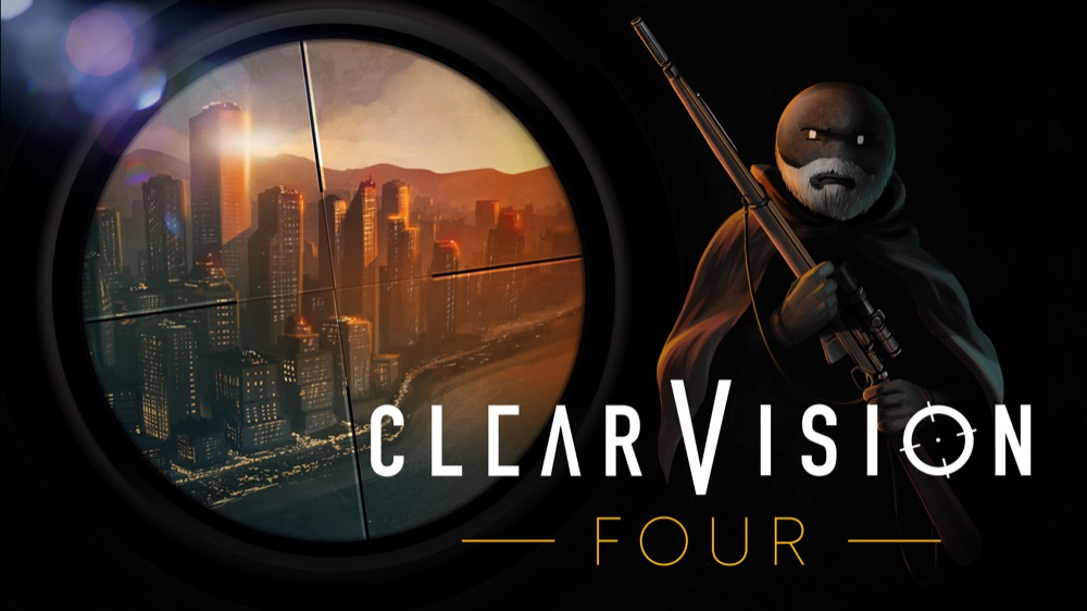 Clear Vision 4 Banner