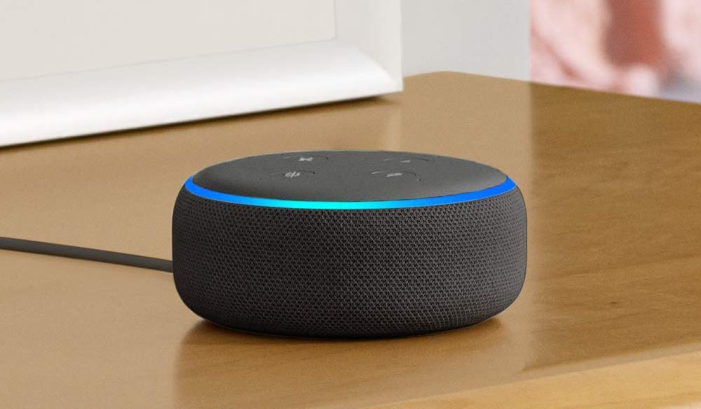 Echo Dot 3 Generation