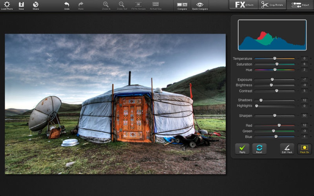 FX Photo Studio Pro Mac