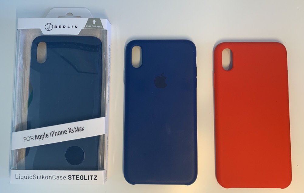 Jt Berlin Steglitz Bei Diesem Silikon Case Fehlt Nur Der Apfel