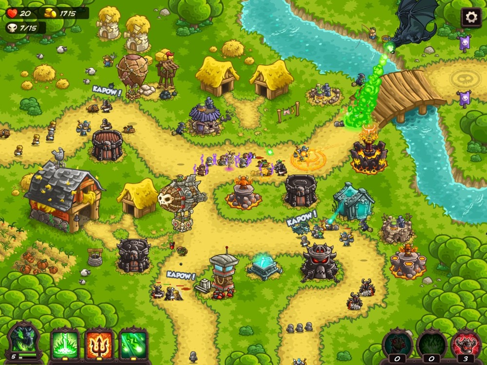 Kingdom Rush Vengeance 1