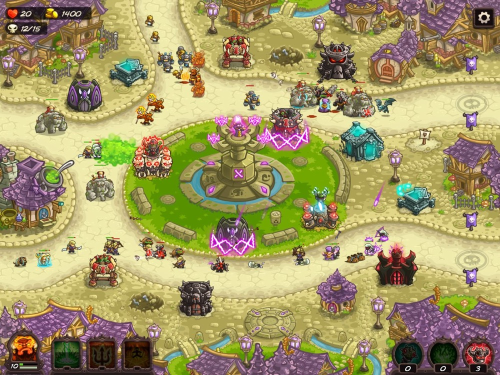 Kingdom Rush Vengeance 2