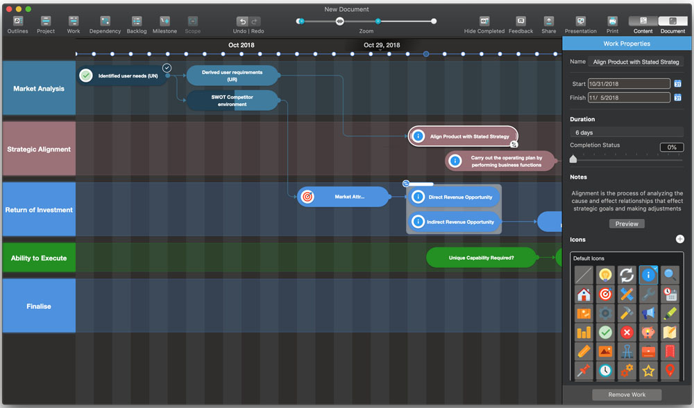 Roadmap Planner Mac 2