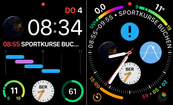 fantastical apple watch 4