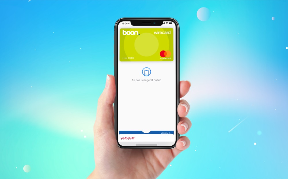 iPhone Boon Apple Pay