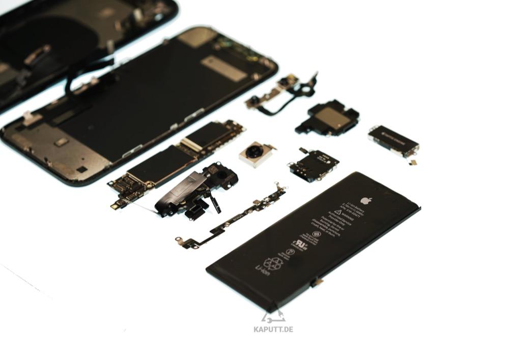 iPhone XR Einzelteile