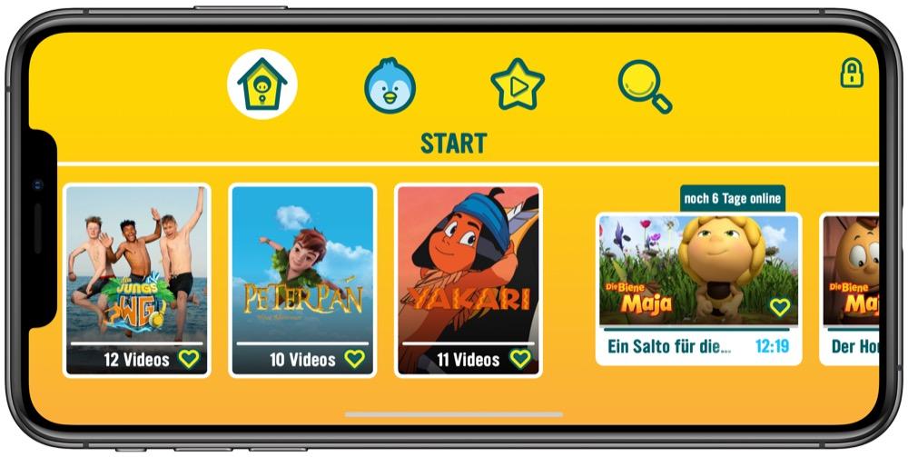 kika-player iphone