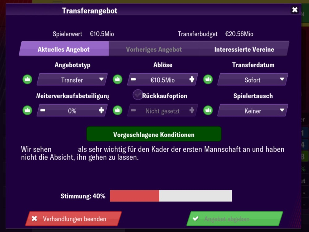 Football Manager 2019 Mobile 2