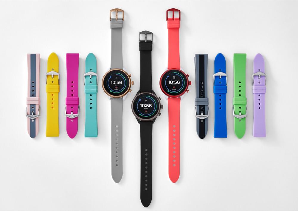 Fossil Sport Smartwatch 1