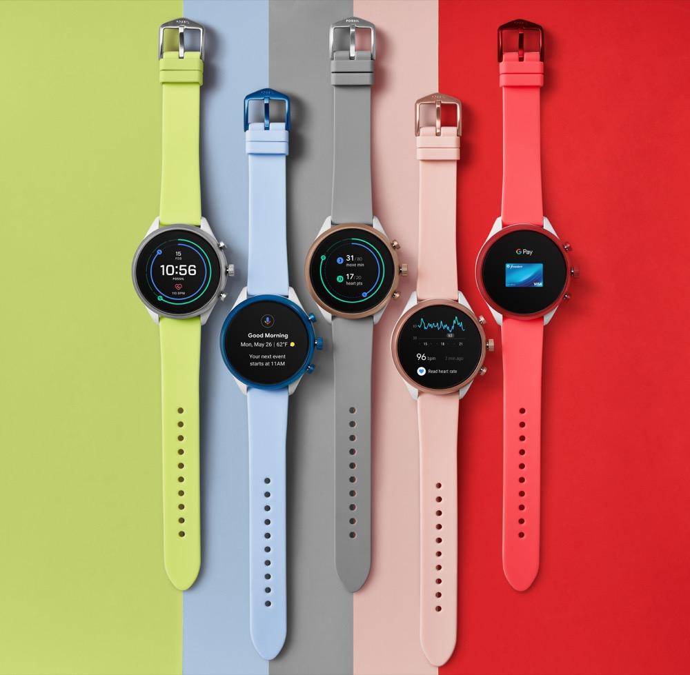 Fossil Sport Smartwatch 2