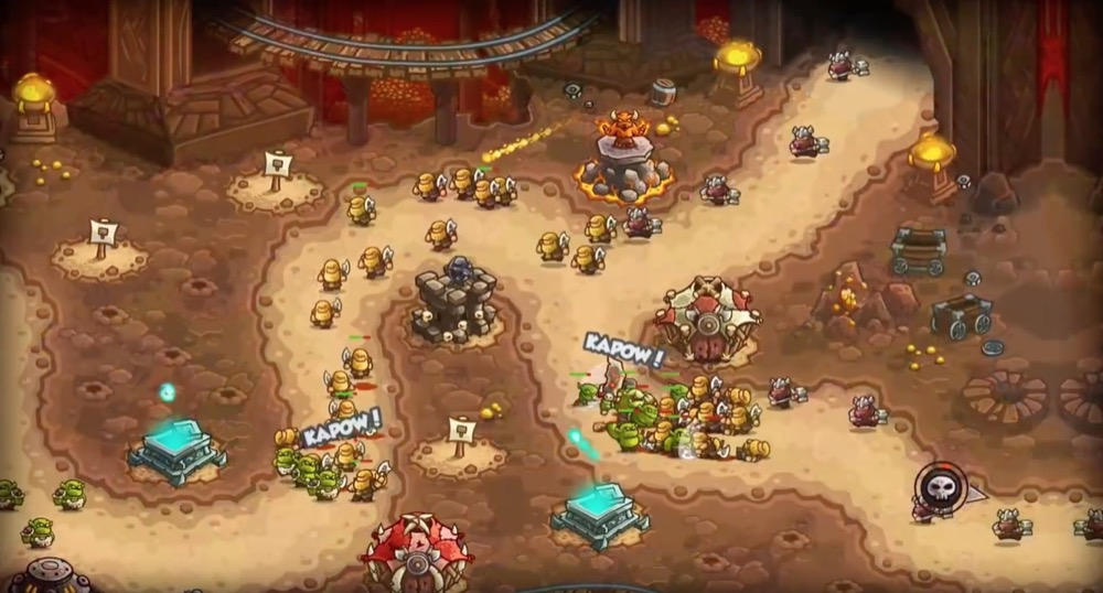 Kingdom Rush Vengeance 3