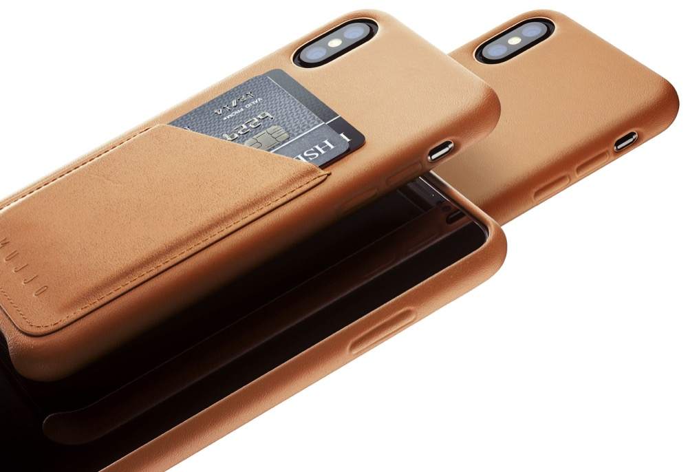 Mujjo Full Leather Case iPhone XR