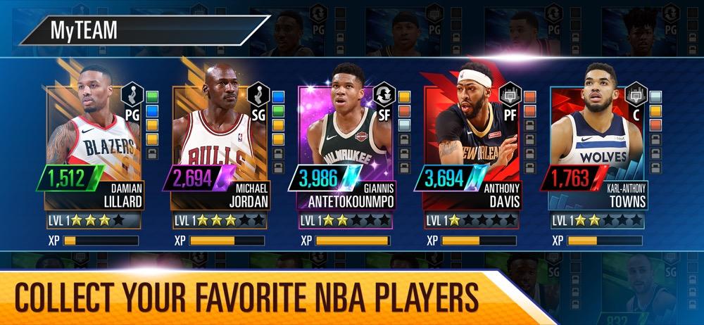 NBA 2K Mobile 2