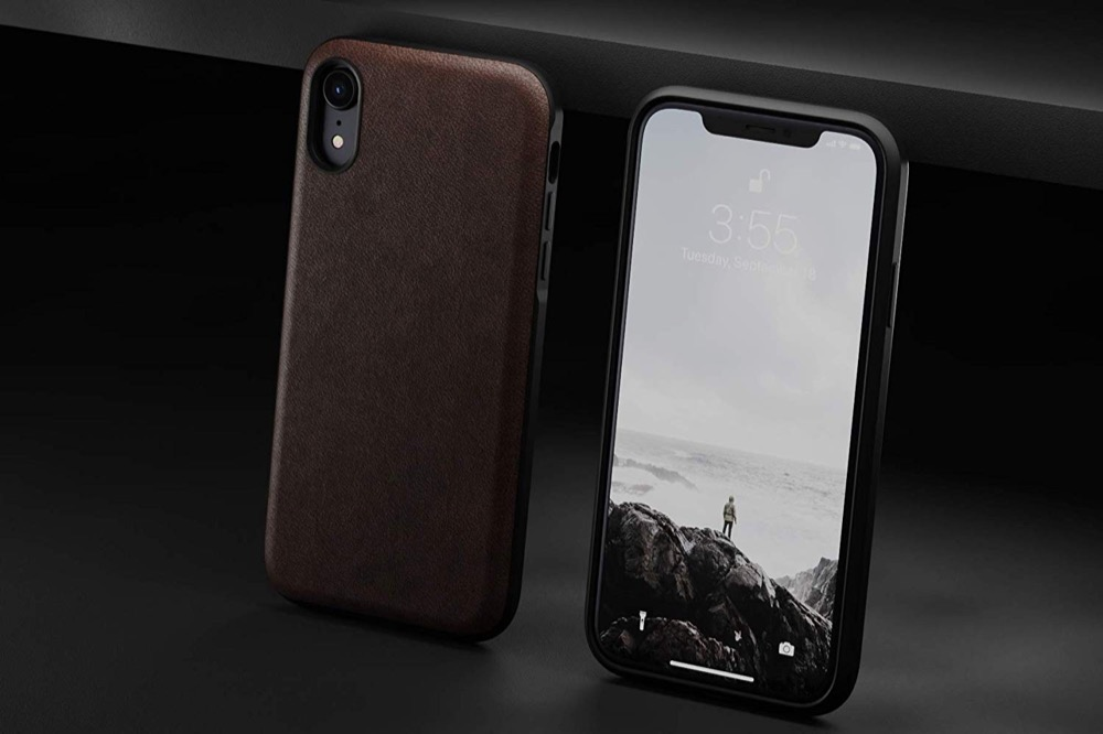 NOMAD Rugged Folio iPhone XR