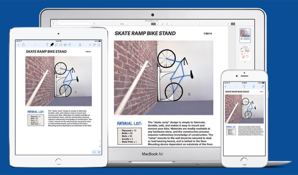 Notability macOS iOS