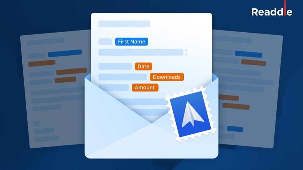 Spark Mail Vorlagen Banner