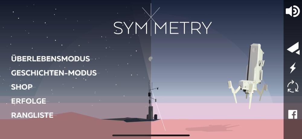 Symmetry Go 1