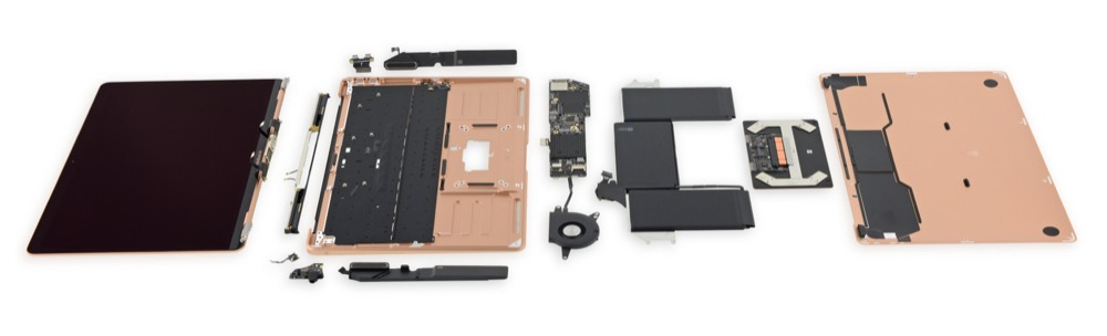 iFixit macbook air