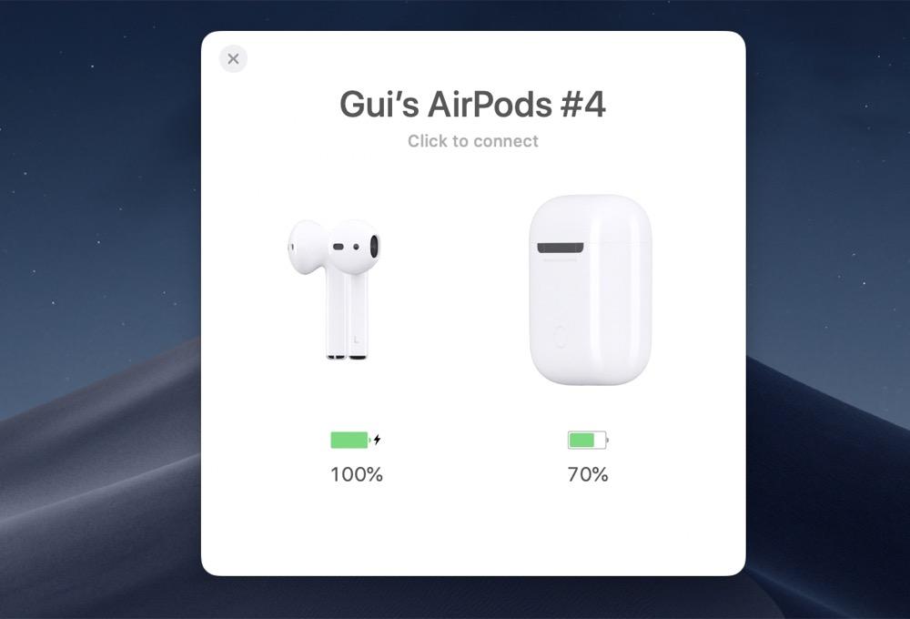 Lg Fernseher Mit Iphone Verbinden : Airbuddy: airpods schneller und einfacher mit dem mac verbinden