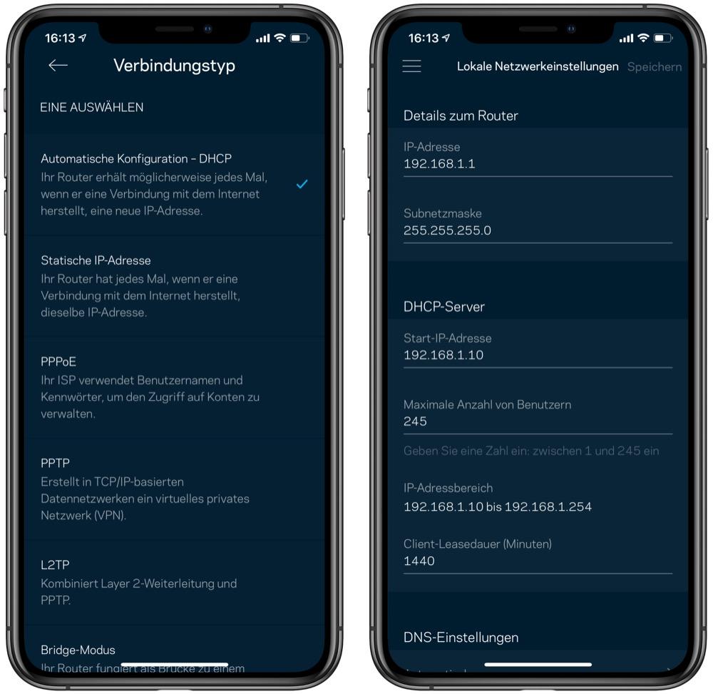 Linksys Velop App Details