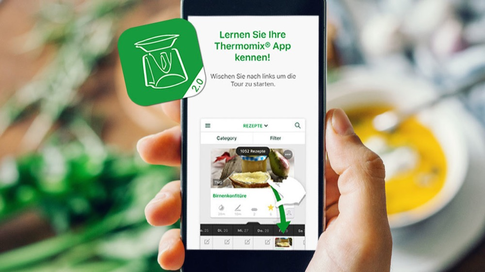 Thermomix Cookidoo: Rezepte-App für den Thermomix von ...  Thermomix Cooki...