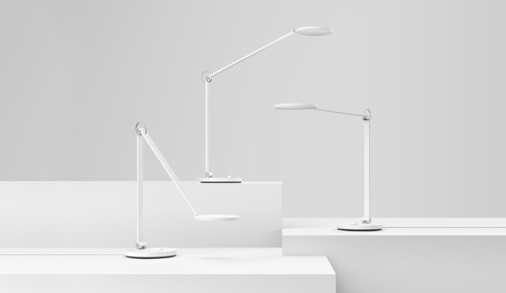 Winkeleinstellungen der Xiaomi Desk Lamp Pro