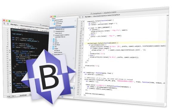 BBEdit zurück im Mac App Store
