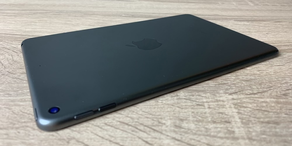Rückseite des iPad mini 2019