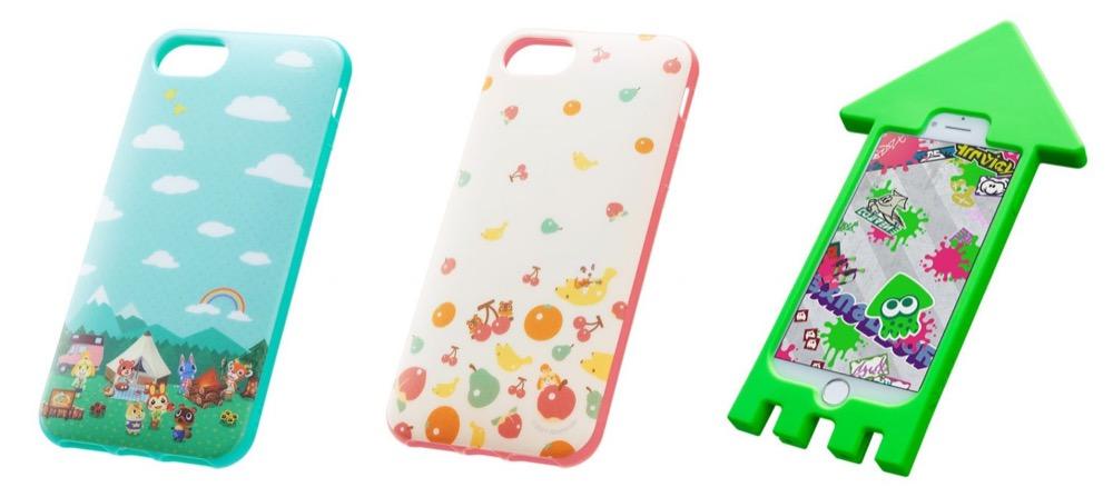 iPhone-Hüllen von Nintendo