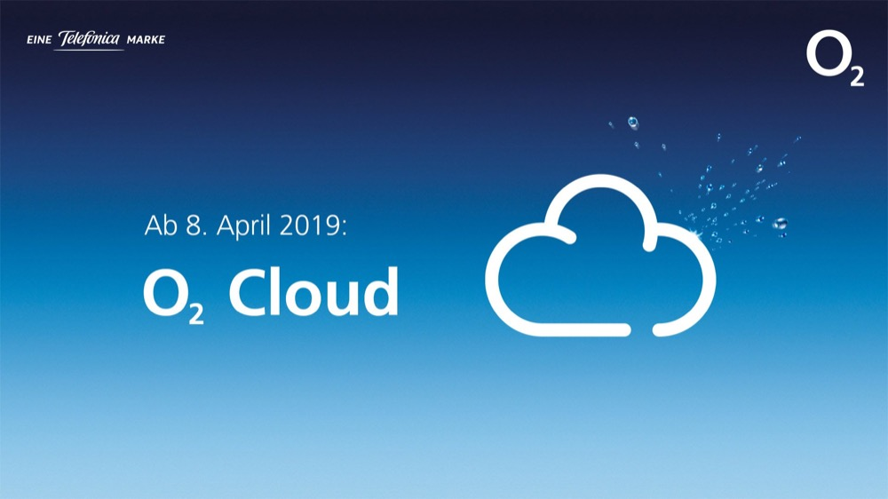 o2 Cloud startet am 8. April
