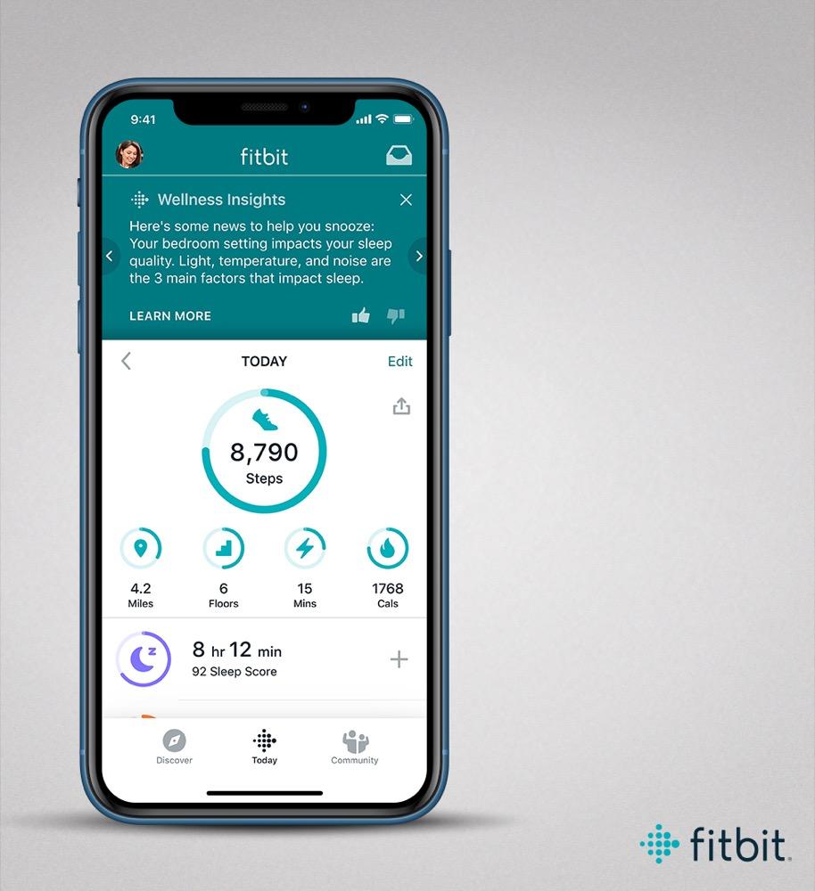 FitBit: Neugestaltung der Fitness-App mit einfacherem Zugang