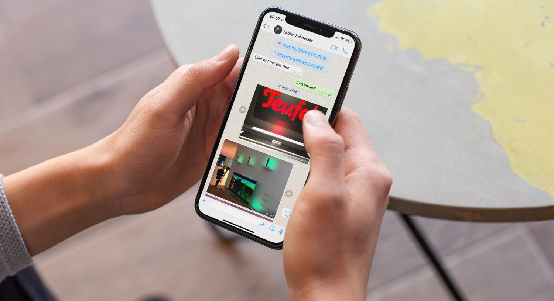 Whatsapp Messenger New Version 2021