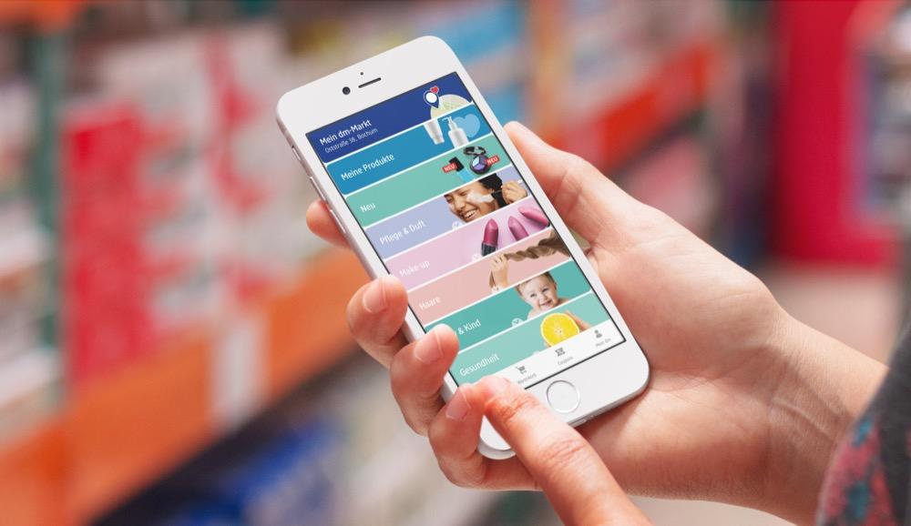 Mein dm: Drogerie-Markt veröffentlicht neue iPhone-App