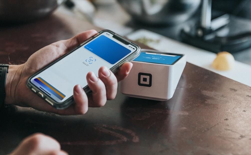 Auch mit Apple Pay: Mit VISA bezahlen und bis zu 8 Euro