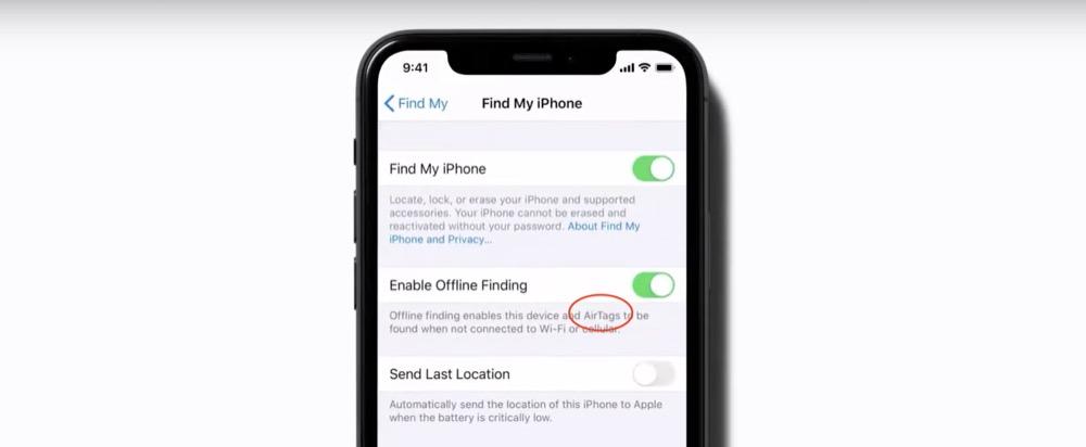 Apple nennt AirTags erstmals selbst beim Namen ...