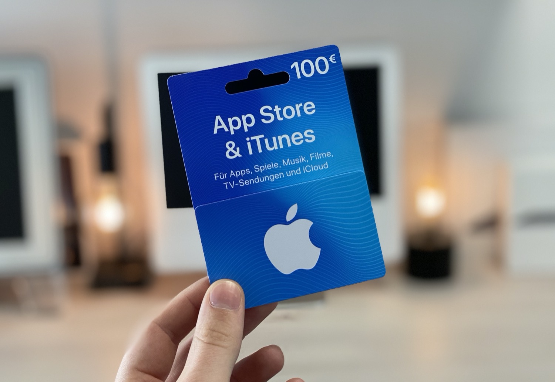 iphone apps kaufen mit itunes karte