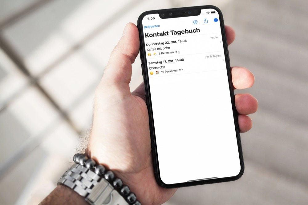 Tagebuch App Iphone