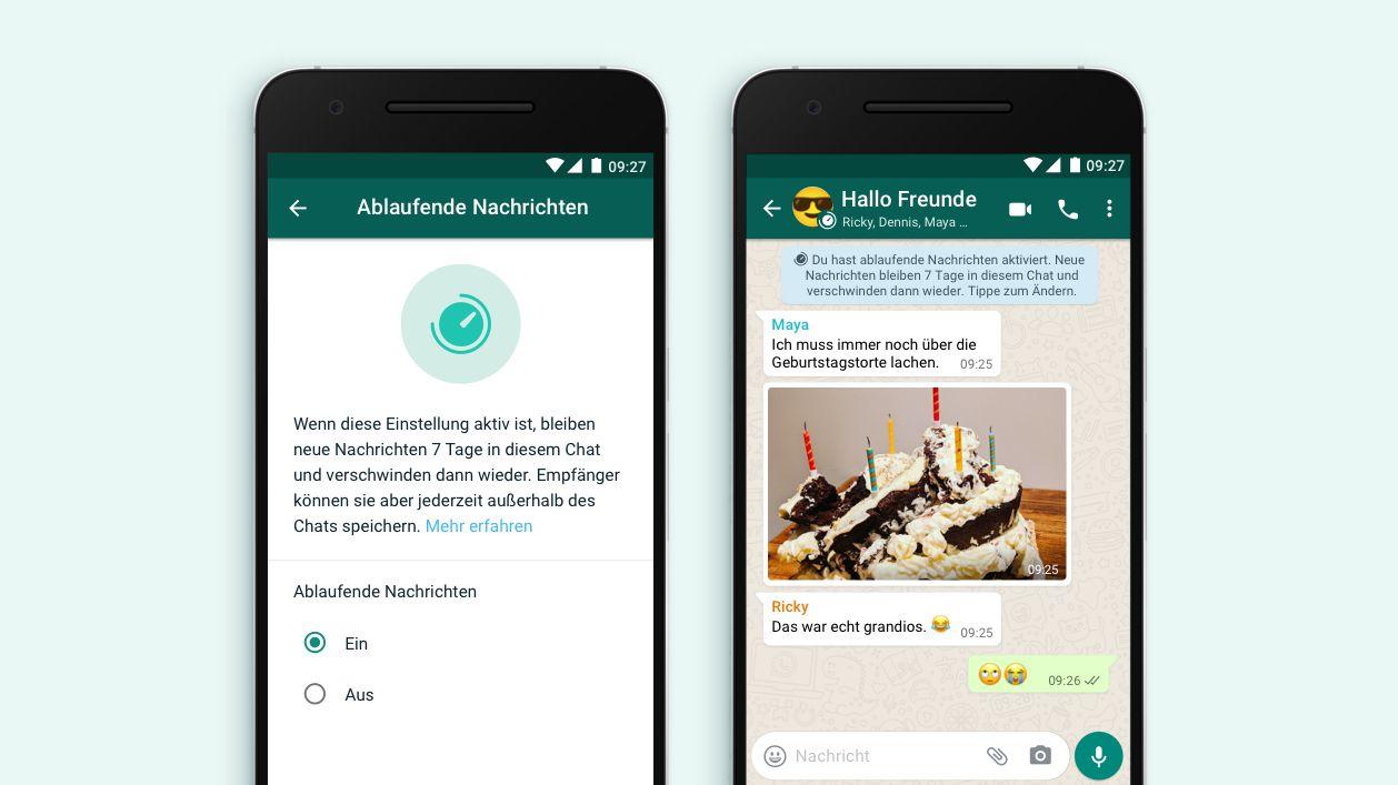 Whatsapp Löscht Nachrichten